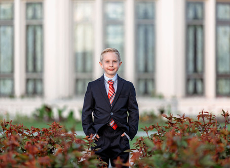 Great to be eight | Provo Utah Portrait Photographer