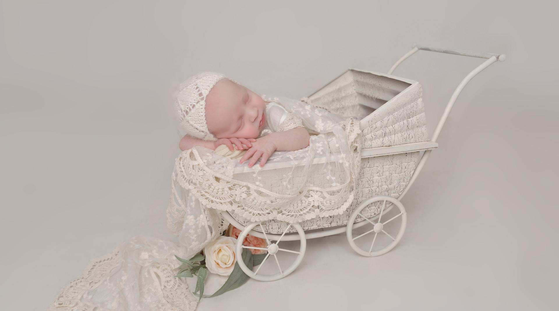 Utah Studio Newborn Photography
