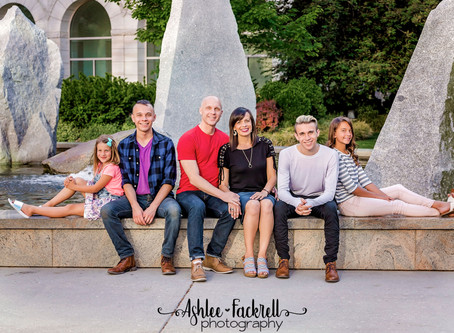 Utah Family Photographer | Provo Utah Family