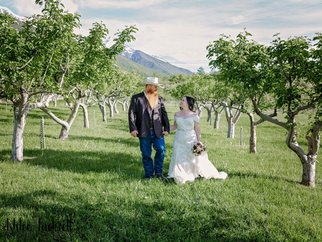 Quiet Meadow Farms | Mapleton Utah Wedding Photographer