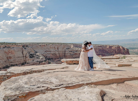 Colorado National Monument | Utah Wedding Photographer | Dirty Boots Ranch