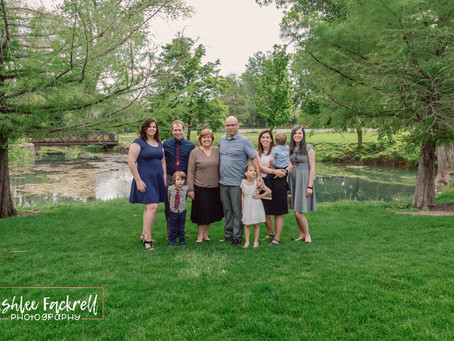 Utah Family Photographer {The B Family | Provo Utah}