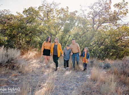 Utah Family Photographer - Mini Sessions - {D Family}