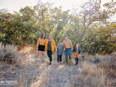 Utah Family Photographer - Mini Sessions - {D Family}