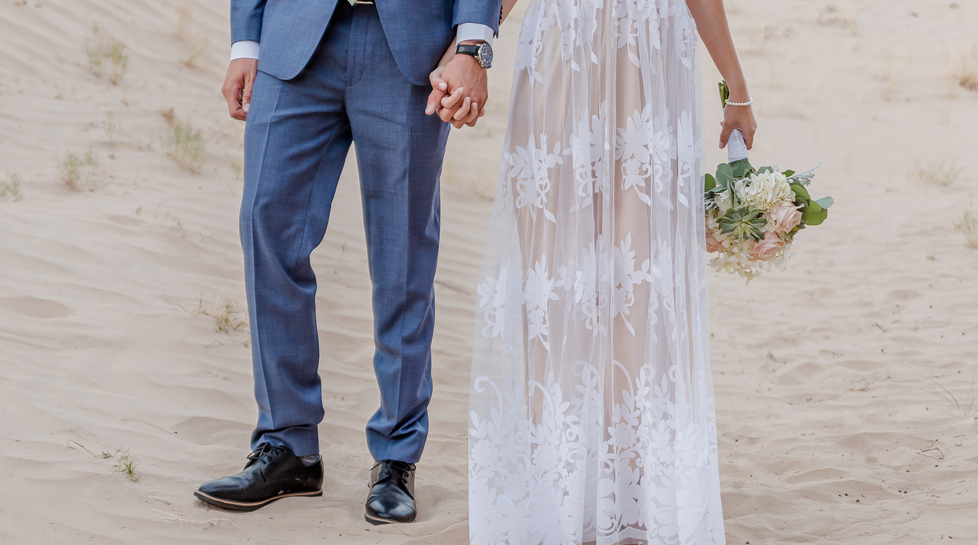 Utah Boho Wedding