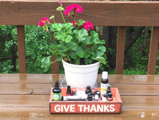 Welcome to Summer and Hello Aromatherapy
