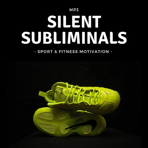 Silent Subliminals: Sport & Fitness Motivation
