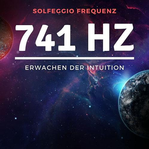 Solfeggio Frequenzen: 741 Hz - Erwachen der Intuition