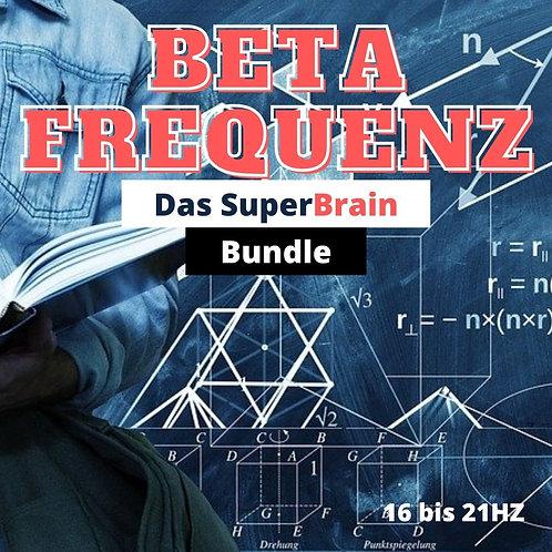 Das Beta-Frequenz - 16Hz zu 21Hz (Bundle) - Superbrain -