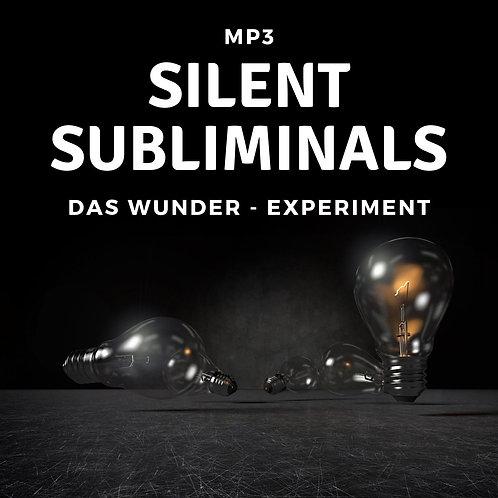 Silent Subliminals: Die WUNDER-Experimenten BOX