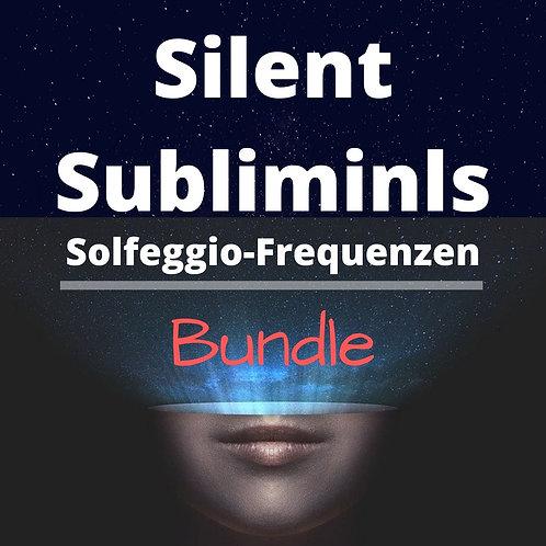 Das große Silent Subliminals & Solfeggio Bundle ...