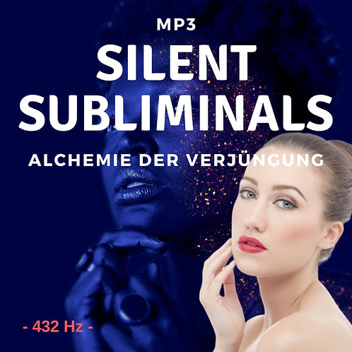 Silent Subliminals 432Hz: Verjüngung / Anti-Aging