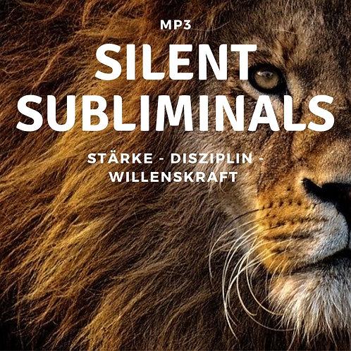 Silent Subliminals: Stärke, Disziplin & Willenskraft