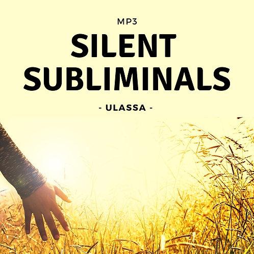 Silent Subliminals: Ulassa (Achtsamkeit / Stille)