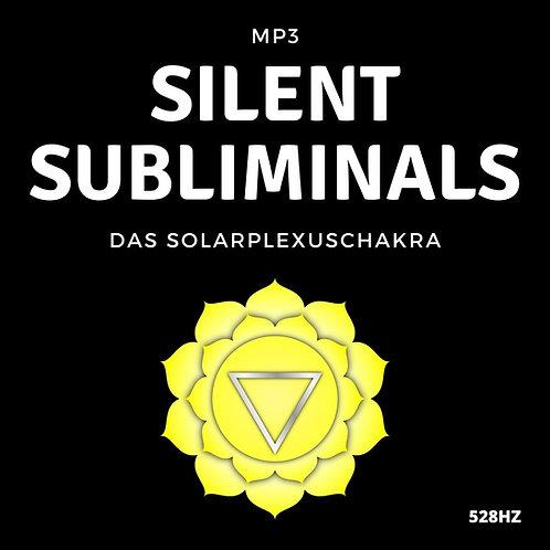 Silent Subliminals: Solarplexuschakra (mit Solfeggio-Frequenz) - 528Hz