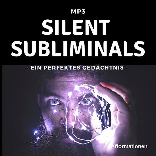 Silent Subliminals: Ein perfektes Gedächtnis (Afformationen)