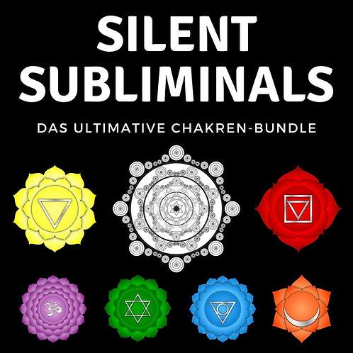 Das ultimative Subliminals - Solfeggio - CHAKREN Bundle