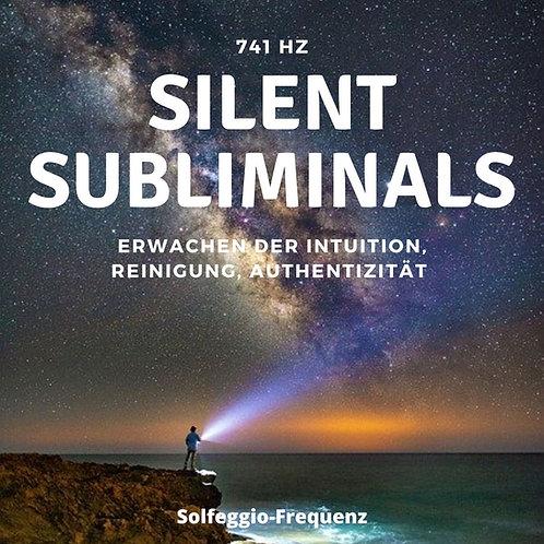 Silent Subliminals & Solfeggio Frequenz - 741Hz - Erwachen der Intuition ...