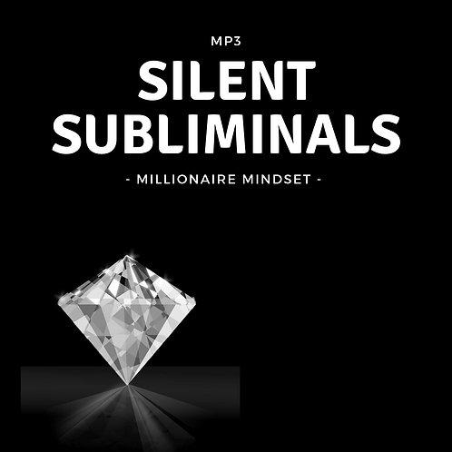 Silent Subliminials: Millionaire Mindset / 2 in 1