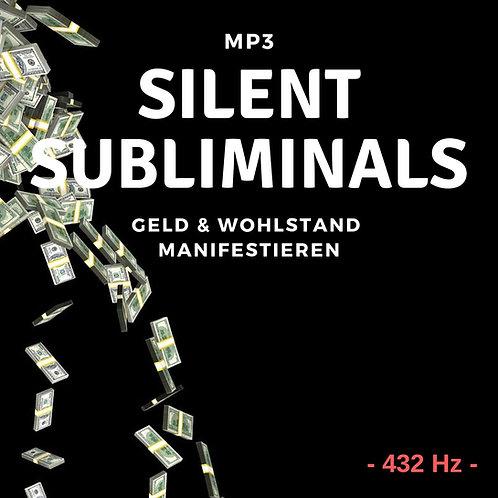 Silent Subliminals 432Hz: Geld & Wohlstand (Reichtum anziehen)