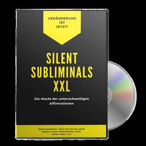 Das Silent Subliminals XXL-Paket: 4 Pakete + BONUS