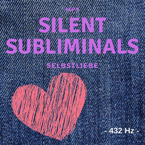 Silent Subliminals 432HZ: Mehr Selbstliebe ( ... du bist richtig)