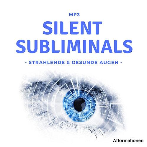 Silent Subliminals: Gesunde Augen (Afformationen)
