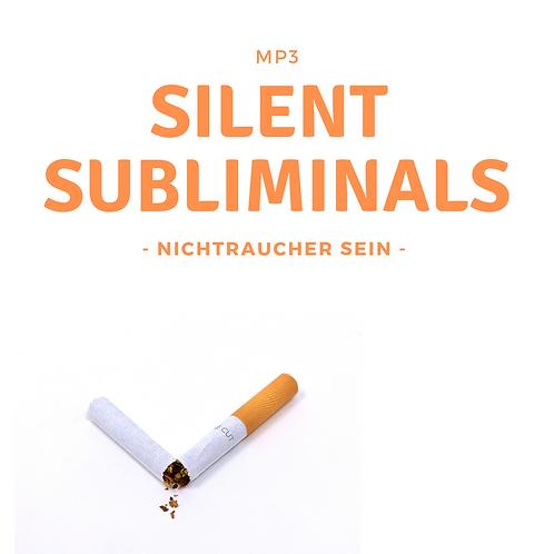 Silent Subliminals: Nichtraucher SEIN