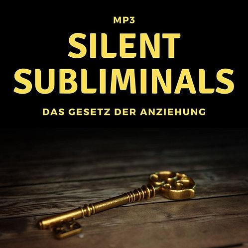 Silent Subliminals: Das Gesetz der Anziehung