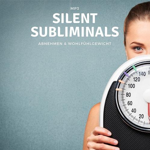 Silent Subliminals: Gezielt & dauerhaft abnehmen
