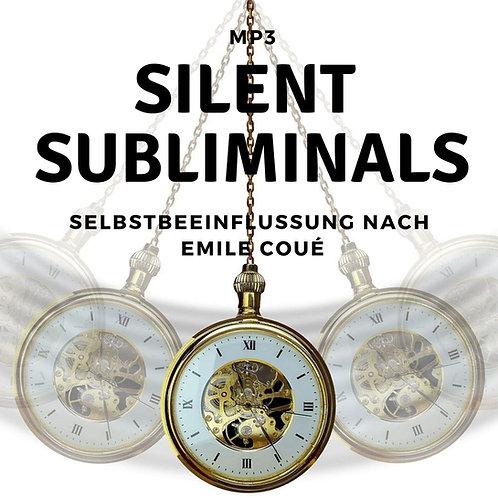 Silent Subliminals: Selbstbeeinflussung nach Emile Coué