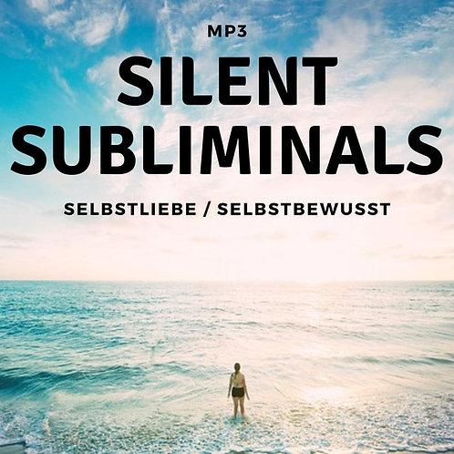Silent Subliminals: Selbstliebe & Selbstvertrauen