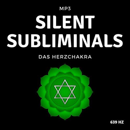 Silent Subliminals: Herzchakra (mit Solfeggio-Frequenz) - 639Hz