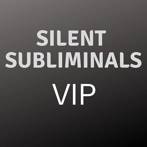 "Silent Subliminals VIP - Paket ""Silber"""