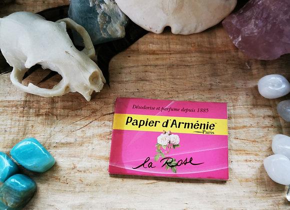 Rose Papier