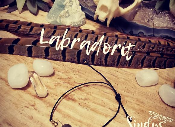 Labradorit Chakra Armband
