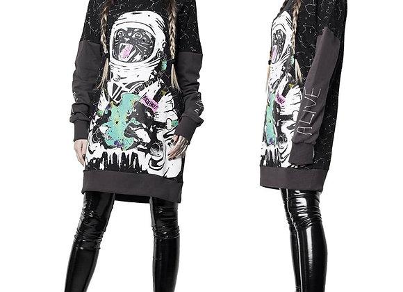 Catstronauts Pullover 2XL