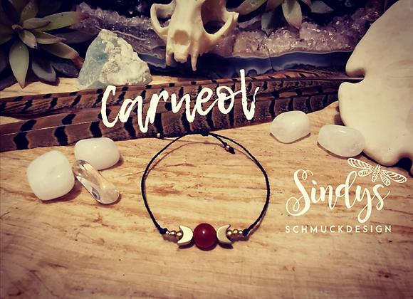 Carneol Chakra Armband