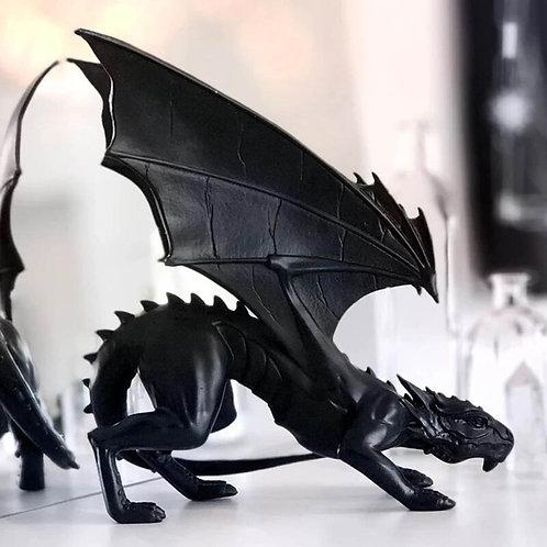 Killstar Deko Drachen Statue - Draco