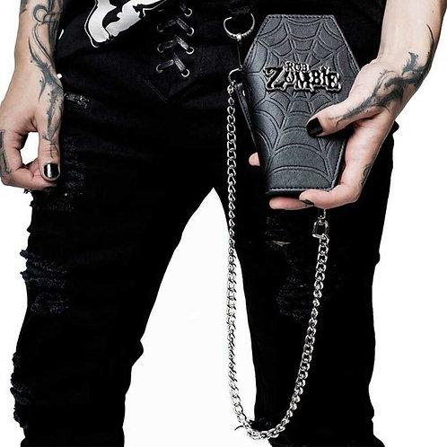 Killstar X Rob Zombie Geldbörse mit Kette - Lurker