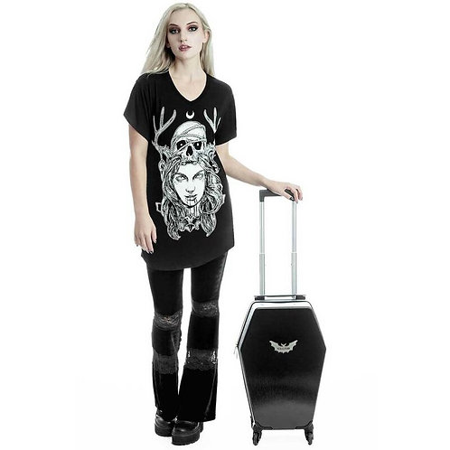 Killstar Koffer - Casket Carry Case