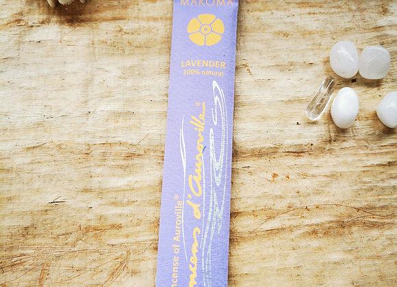 Lavender Räucherstäbchen