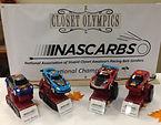 NASCARBS cars on table.JPG