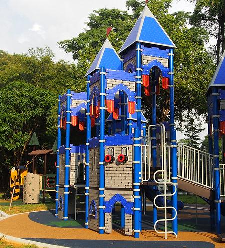 playground, choa chu kang, semec supplier singapore, castle playground