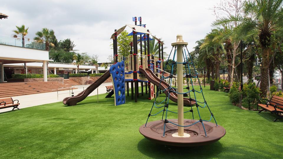 Sentosa Cove Arrival Park