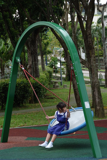 garden view playground, singapore playground