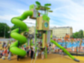 semec proludic, singapore playground