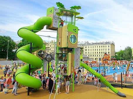 semec proludic, singapore playground