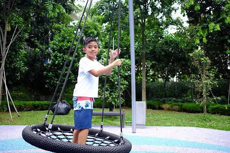 playground supplier singapore, tree house condo playground, playground equipment supplier singapore