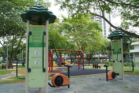 fudu walk playground, semec enterprise, singapore playground supplier
